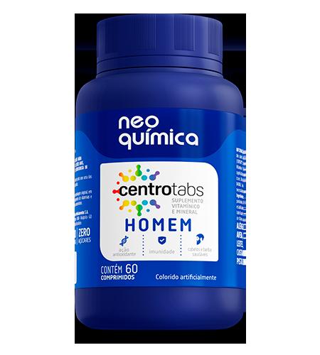 Vitaminas Neo Química Homem Suplemento vitamínico e mineral