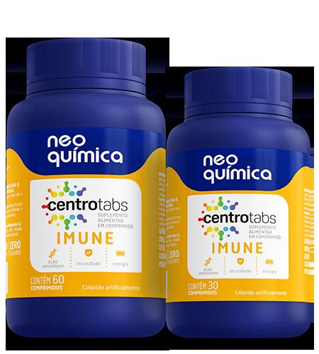 Vitaminas Neo Química Imune