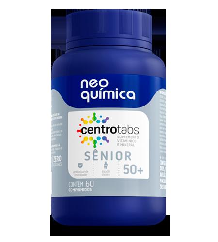 Vitaminas Neo Química Sênior Suplemento vitamínico e mineral